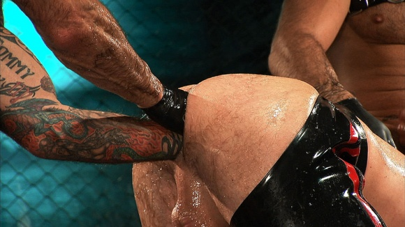 Fist Deep: Junior Stellano, Spencer Reed & Tibor Wolfe