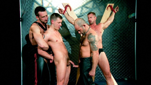 Shock Treatment: Adam Knox, Andreas Cavalli, Derek da Silva, Element, Mitch Colby & Tony Buff