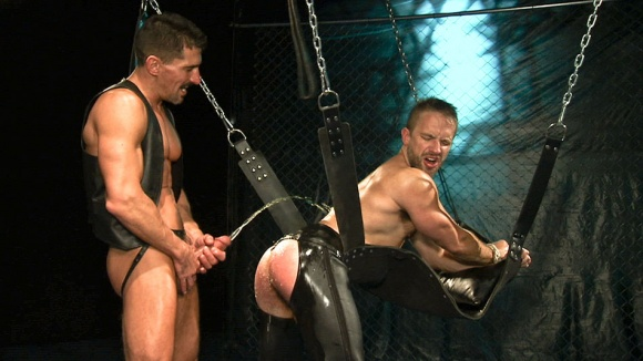 Violated: David Anthony & Dirk Caber
