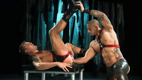 Violated: Harley Everett & Lance Navarro
