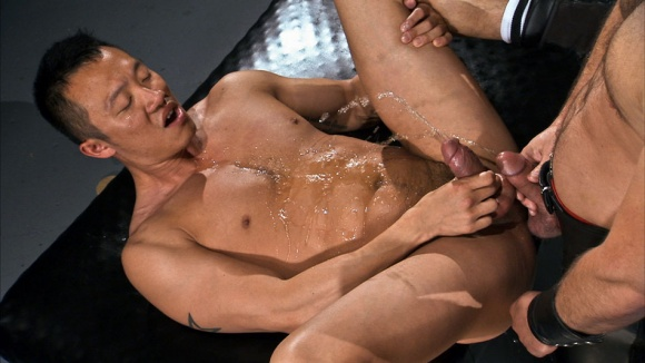 Punched and Pounded: Archer Quan & Dirk Caber