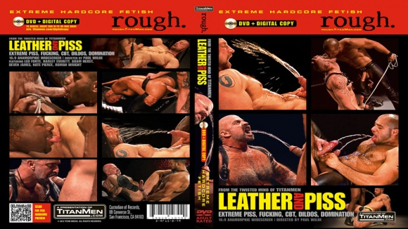 Leather and Piss: Preview