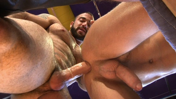 Hard Up: Carsten Andersson & Spencer Reed