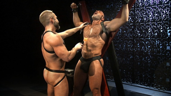 Loud and Nasty: Jesse Jackman & Dirk Caber