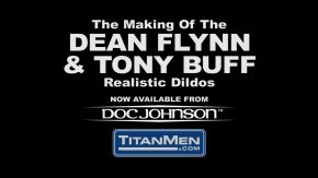 The Making of the Tony Buff & Dean Flynn Realistic Dildos (long version)