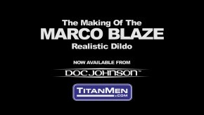 The Making of the Marco Blaze Realistic Dildo