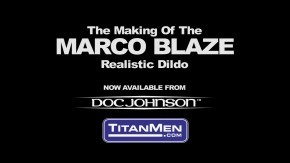 The Making of the Marco Blaze Realistic Dildo (Long Version)