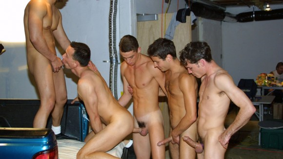 MSR Orgy Pack 1: Part 1