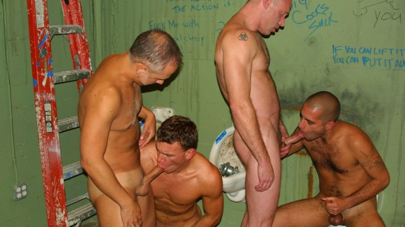 MSR ORGY PACK 004: Part 1