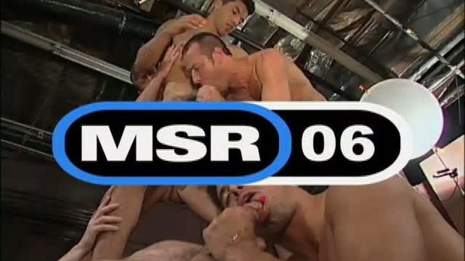 MSR Orgy Pack 06: Preview