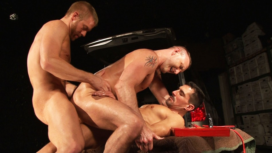 In Deep: David, Tibor & Christopher
