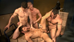 Crotch Rocket: Trenton Ducati, Christopher Daniels, Dario Beck & Spencer Reed
