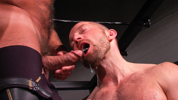 Pumped, Pissed and Pounded: Anthony London & Adam Herst