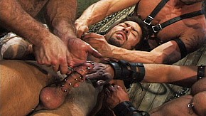 Bound, Beaten and Banged: Bound