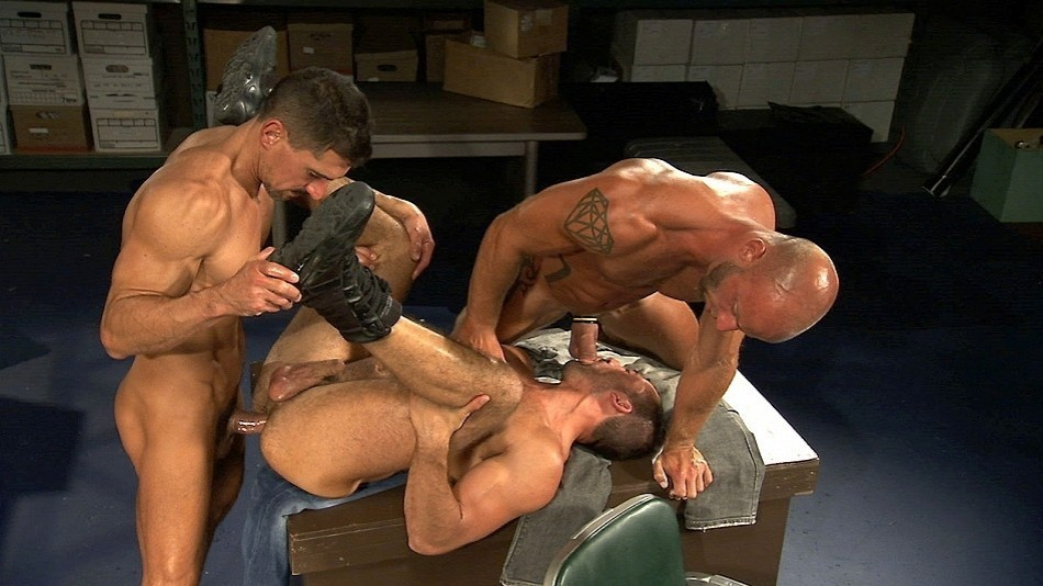 Hung: David Anthony, Aymeric DeVille & Philippe Ferro