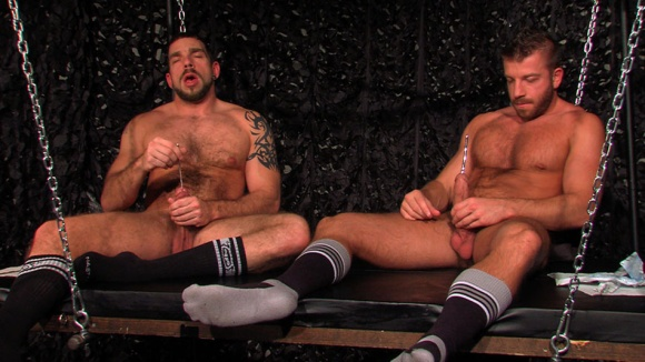Power Play: Hunter Marx & Johnny Parker