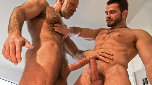 Daddy Meat 2: Allen Silver & Jessy Ares