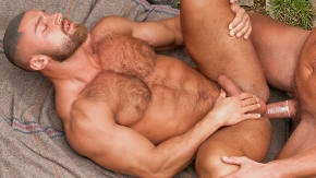 Francois Sagat: TitanMen Vol 1: Photos: Action