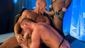 Francois Sagat: TitanMen Vol 1: Eduardo and Ethan Anders