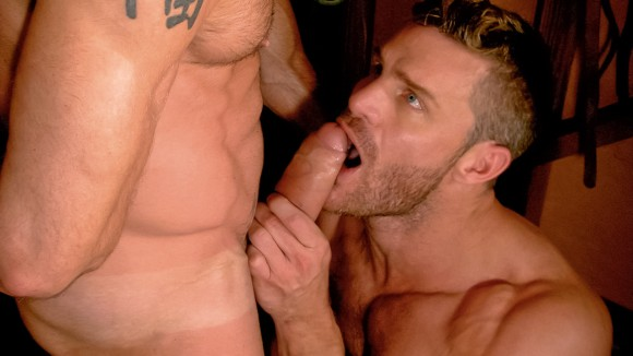 Hard at Work: George Ce & Landon Conrad