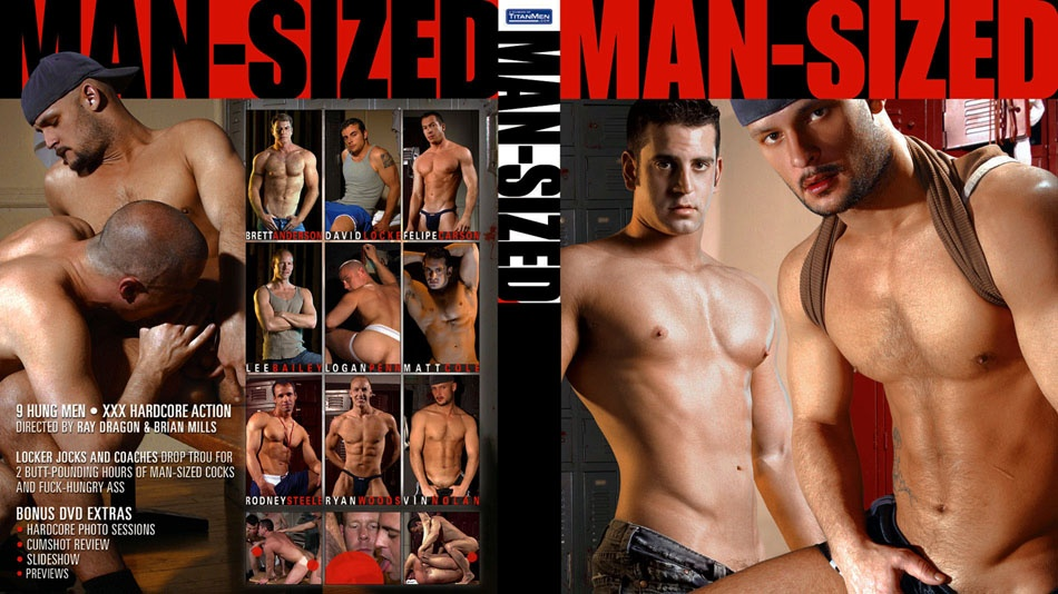 Man-Sized: Preview