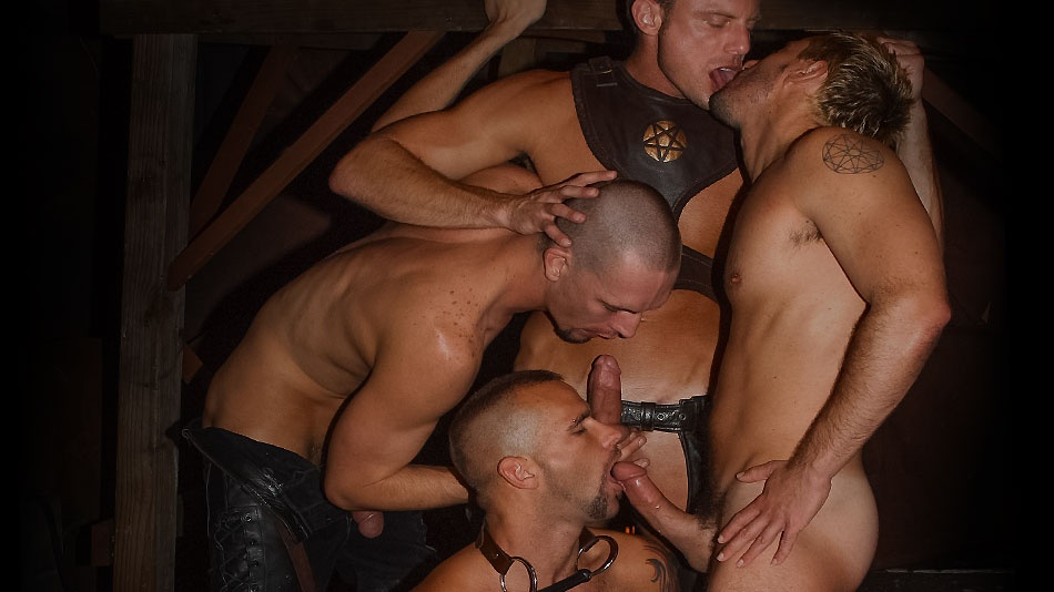Horse: Jason Diaz, Joey Russo, Joshua Adams, Lars Decker, Spencer Quest & Troy Punk