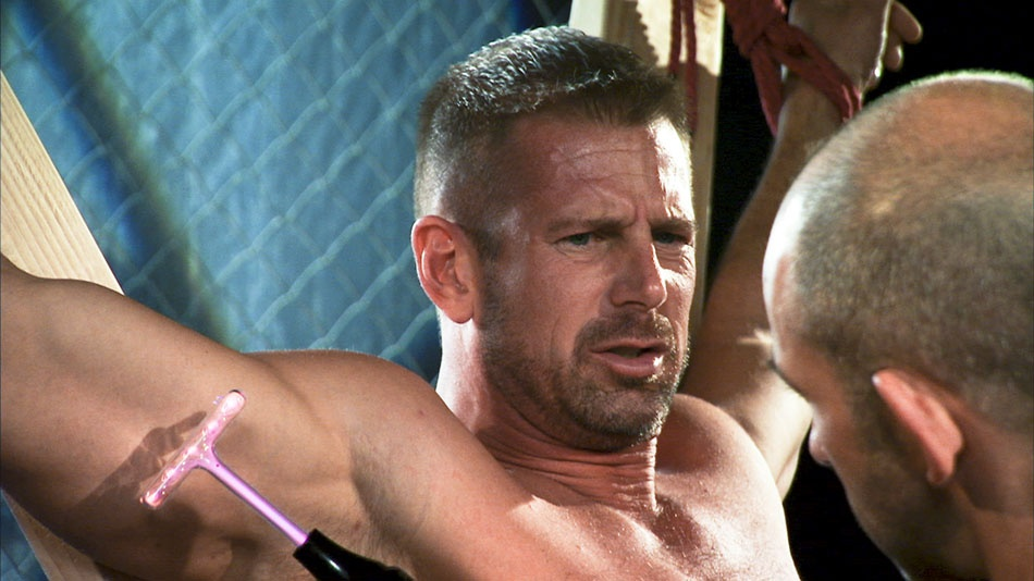 Shock Treatment:  Tony Buff interviews Mitch Colby