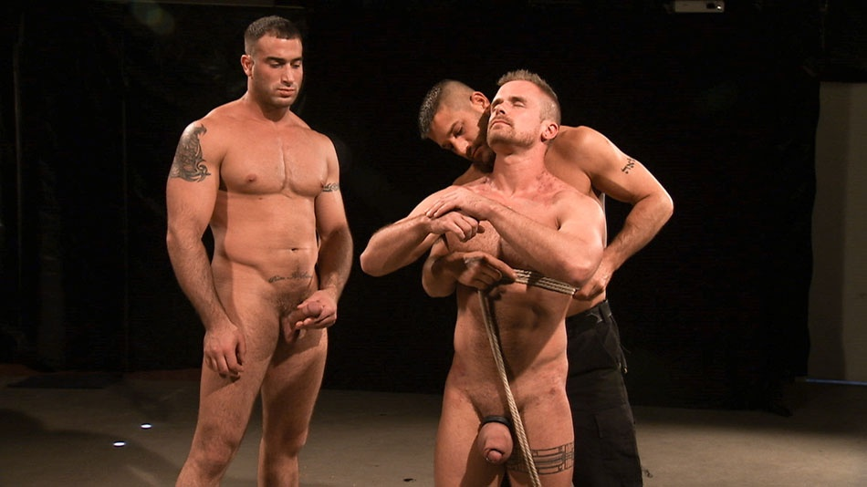 Bound, Flogged, Fisted: Tony Buff interviews Cullen Cable & Spencer Reed