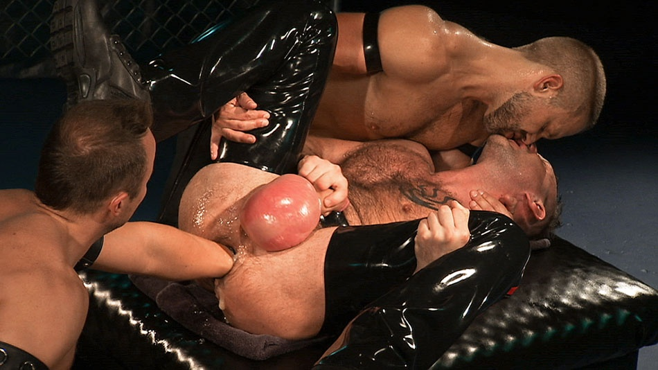 Invasive Procedures: Dirk Caber, Ethan Hudson & Tibor Wolfe