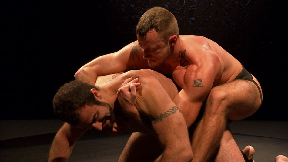 Punched and Pounded: Jessie Colter & Spencer Reed (Wrestling)