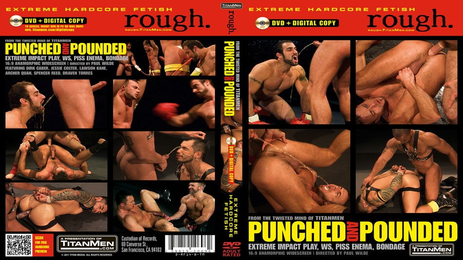 Punched and Pounded: Preview