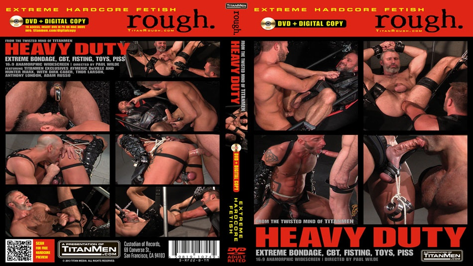 Heavy Duty: Preview