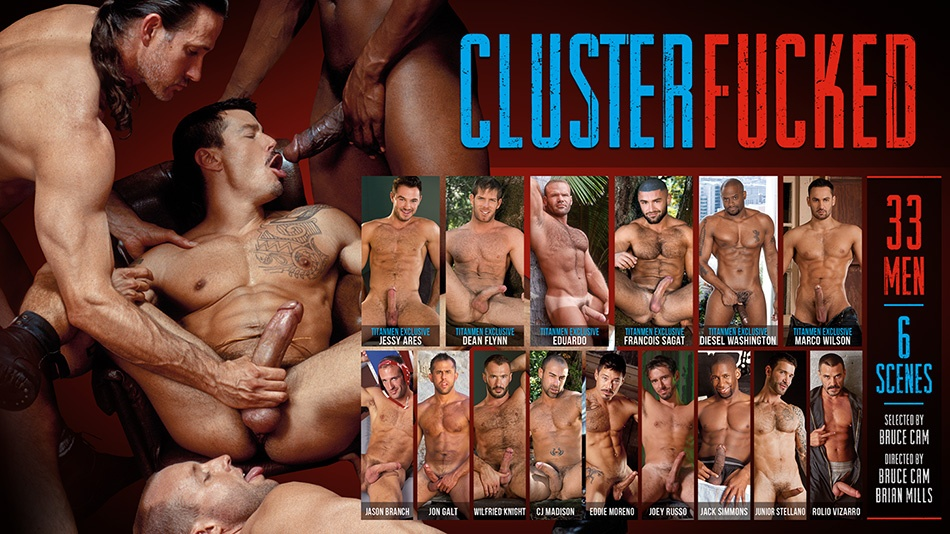 Cluster Fucked: Preview