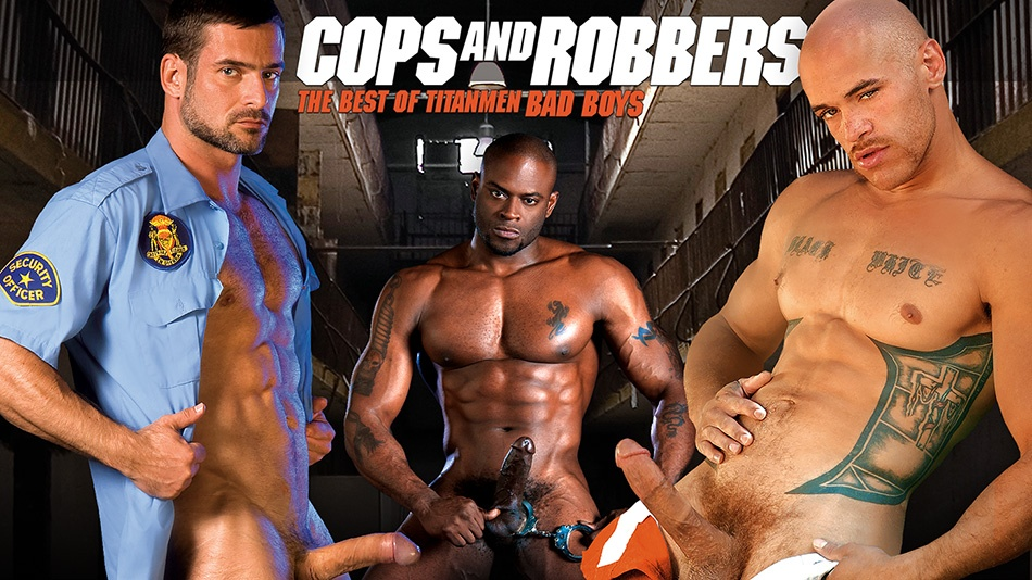 Cops and Robbers: Preview