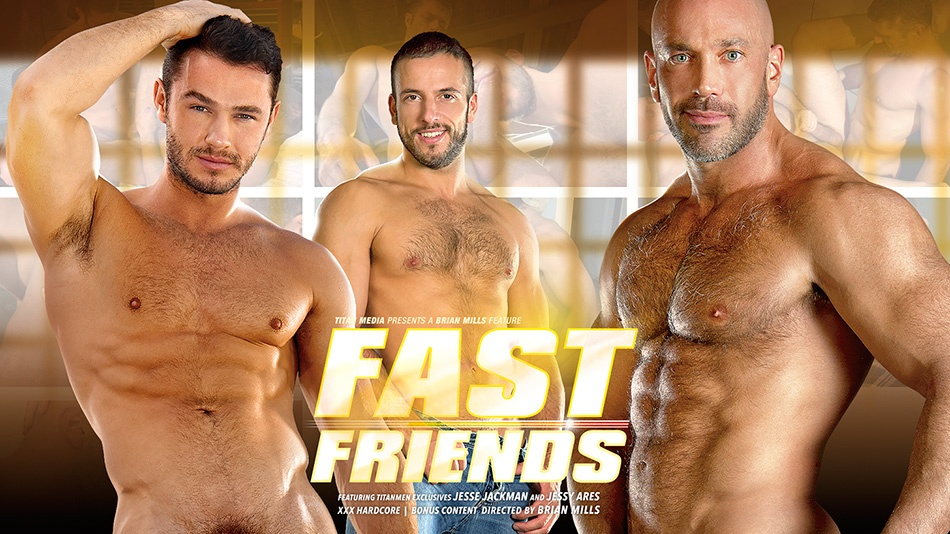 Fast Friends: Preview