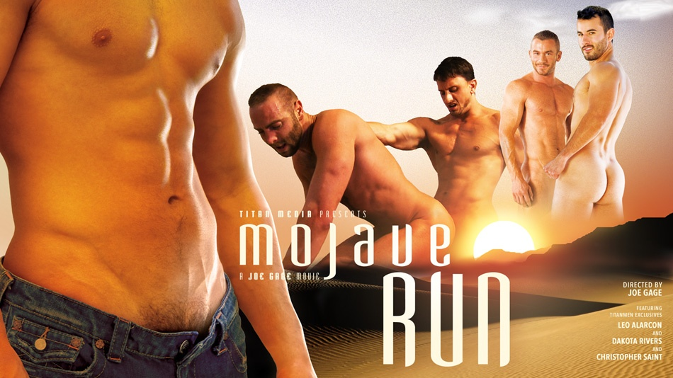 Mojave Run: Preview