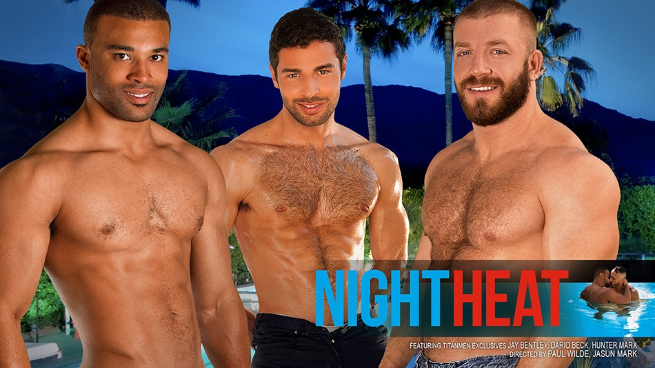 Night Heat: Preview