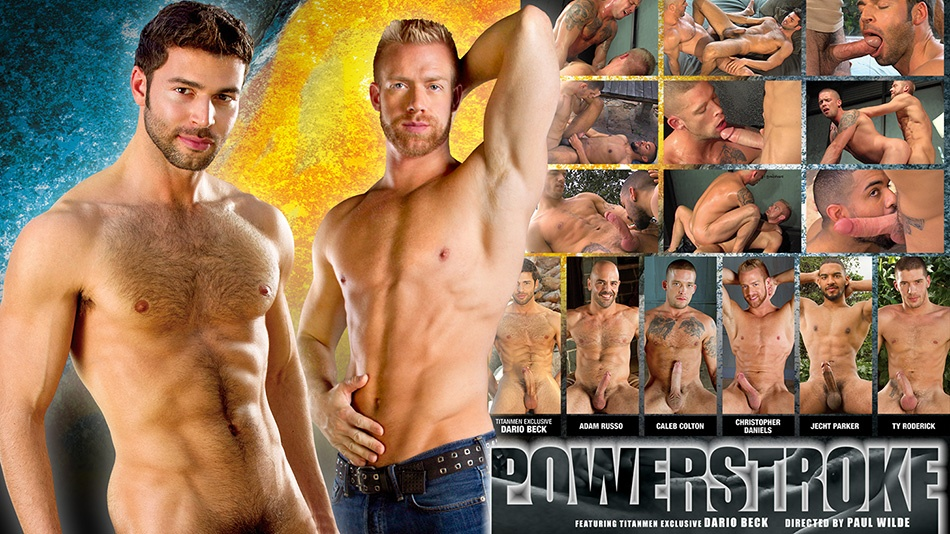 Powerstroke: Preview