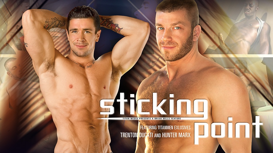 Sticking Point: Preview