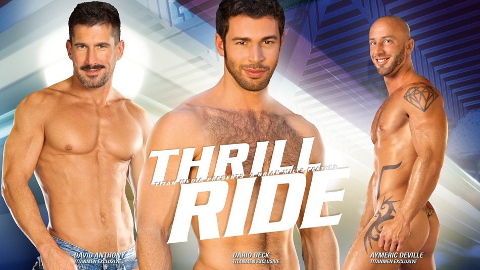 Thrill Ride: Preview