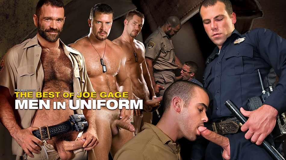 The Best of Joe Gage: Men In Uniform: Preview