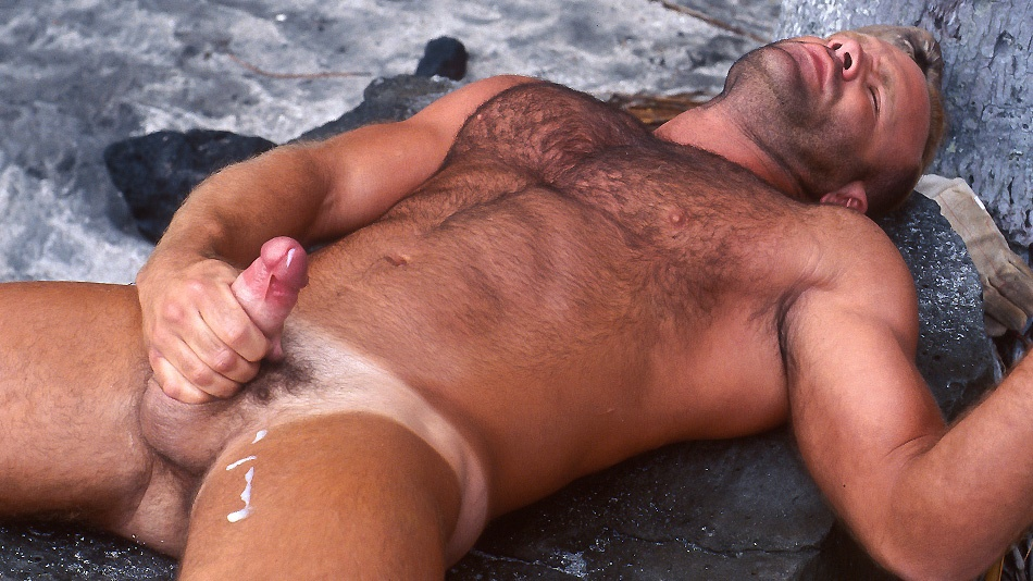 Eruption (HD): Solo jerk-offs in the great outdoors!