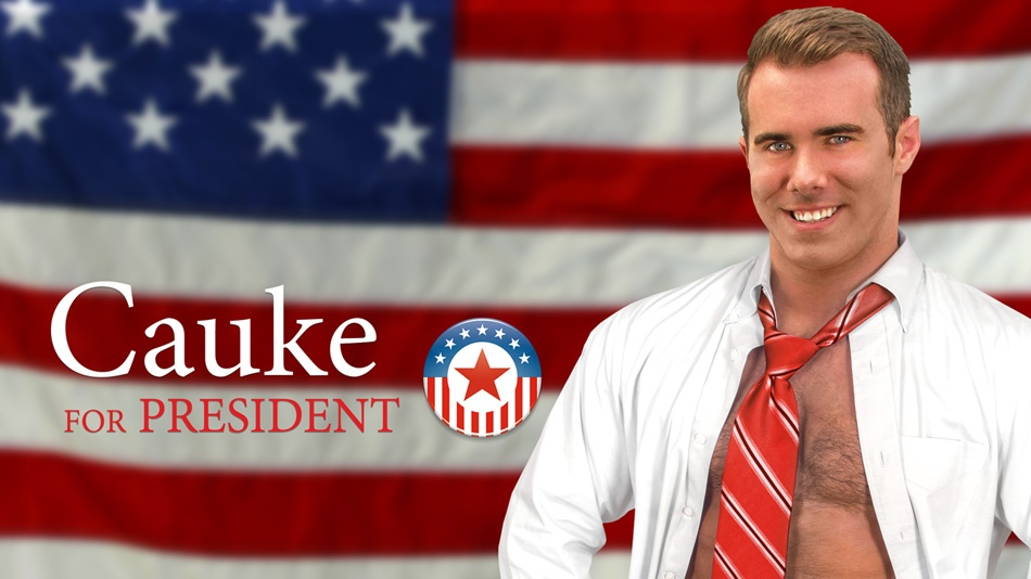 CAUKE for President: Trailer (01:45)