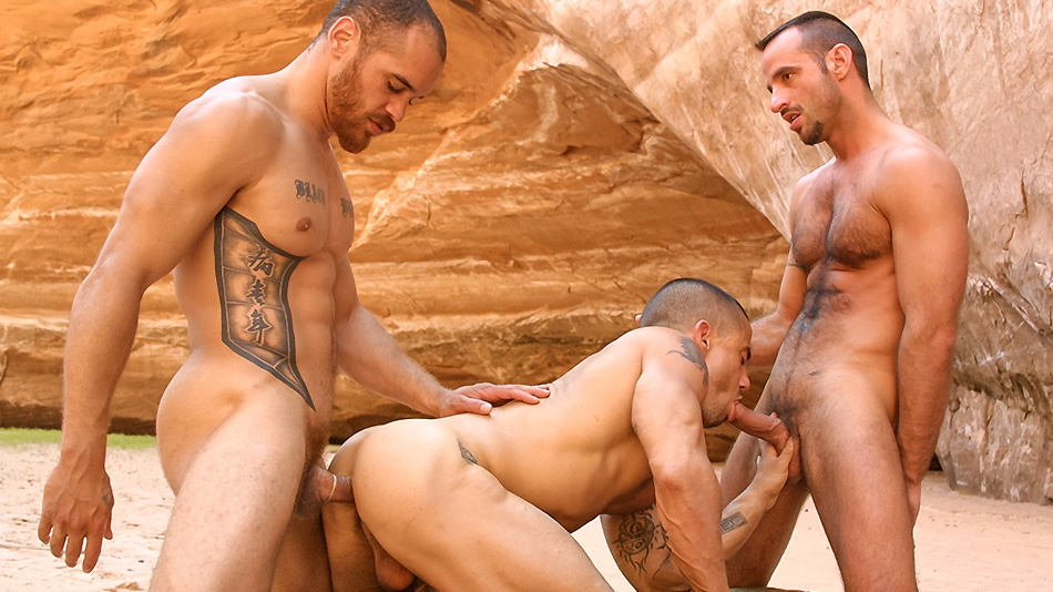 Gorge: Dred Scott 3- way with Carlos Marquez & Chad Williams (21:12)