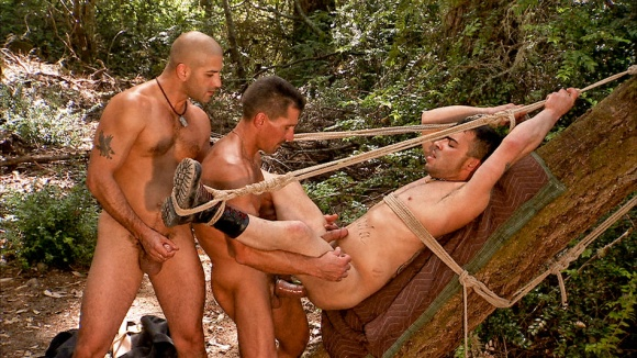 Bound and Beaten: David Anthony, Rico & Tony Buff