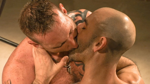 Bound, Flogged, Fisted: Tony Buff interviews Adam Russo & Tibor Wolfe